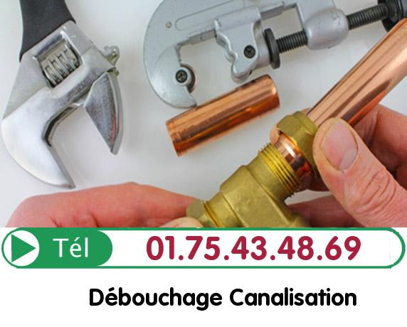 Nettoyage Canalisation Carrieres sous Poissy 78955
